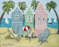 At the Beach II Fine-Art Print