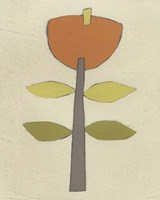 Simple Stems V Fine-Art Print