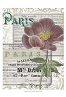 Musical Paris I Fine-Art Print