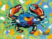 Seaside Crab II Fine-Art Print