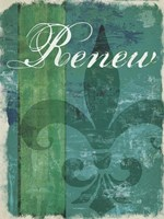 Renew - Unwind I Fine-Art Print
