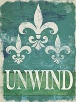 Renew - Unwind II Fine-Art Print