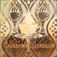 Coffee House III Fine-Art Print