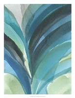 Big Blue Leaf II Fine-Art Print