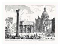 Arco de Settimo Severo Fine-Art Print