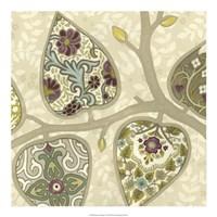 Patterns in Foliage I Fine-Art Print