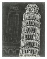 Iconic Blueprint III Fine-Art Print
