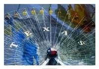 Texas Ferris Wheel Fine-Art Print