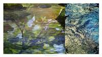 River Mod Panel II Fine-Art Print