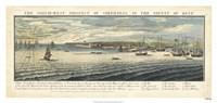 Buck's View - Sheerness in Kent Fine-Art Print