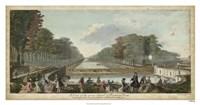 View of Fontainebleau I Fine-Art Print
