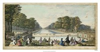 View of Fontainebleau IV Fine-Art Print