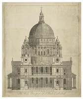 St. Paul's Cathedral Fine-Art Print