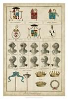 Art Heraldique I Fine-Art Print