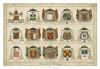 Art Heraldique II Fine-Art Print