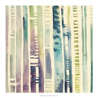 Nightfall Cascade I Fine-Art Print