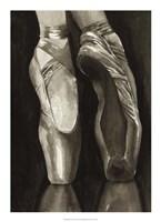 Ballet Shoes I Fine-Art Print