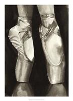 Ballet Shoes II Fine-Art Print