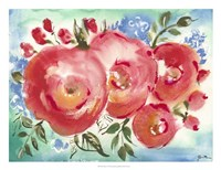Bed of Roses I Fine-Art Print