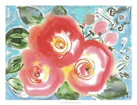Bed of Roses II Fine-Art Print