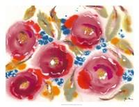 Bed of Roses III Fine-Art Print