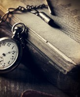 Watch Book Fine-Art Print