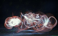 Dancing Light Wave Fine-Art Print
