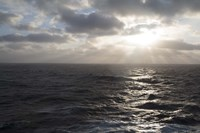 Morning On The North Sea Fine-Art Print
