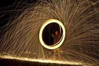 Portal Of Fire Fine-Art Print