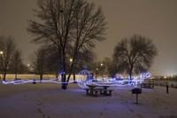Light In The Park Fine-Art Print