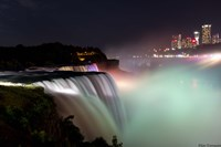 Lights On The Falls Fine-Art Print