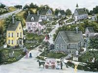 Blossom Valley Fine-Art Print