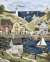 Mystic Cove Fine-Art Print