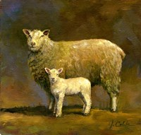 Taffy's Lamb Fine-Art Print