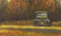 Dad's Truck Fine-Art Print