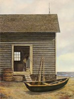 Waterman Shop Fine-Art Print