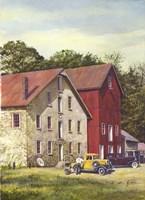 Pickup Prallsville Fine-Art Print