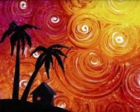 Seaside Lights Fine-Art Print