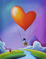 Don't Let Love Slip Away Fine-Art Print