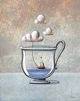The Steam Boat Fine-Art Print