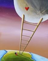 Destination Moon Fine-Art Print
