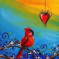 Song Bird V Fine-Art Print