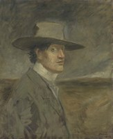 Portrait Of The Artist, 1906 Fine-Art Print