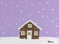 Home for the Holidays Fine-Art Print
