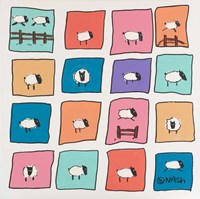 Dreaming of Sheep Fine-Art Print