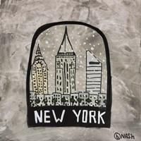 New York Snowglobe Fine-Art Print