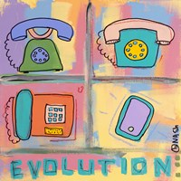 Evolution - Phone Fine-Art Print