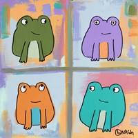 Frogs Fine-Art Print