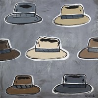 Hats Off Fine-Art Print
