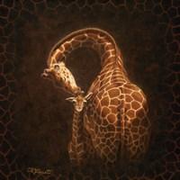 Love's Golden Touch Fine-Art Print